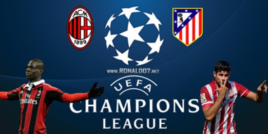 Atletico Madrid – Milan al Gallileo
