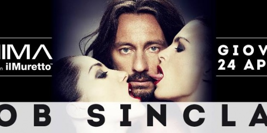 Bob Sinclar all'Odissea