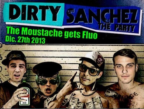 Dirty Sanchez The Party a Casa Plave