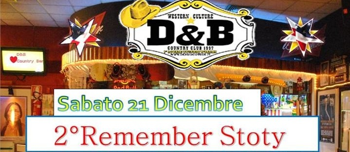 Remember Story II al D&B