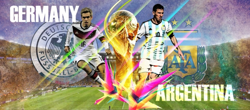 Germania – Argentina al Gallileo