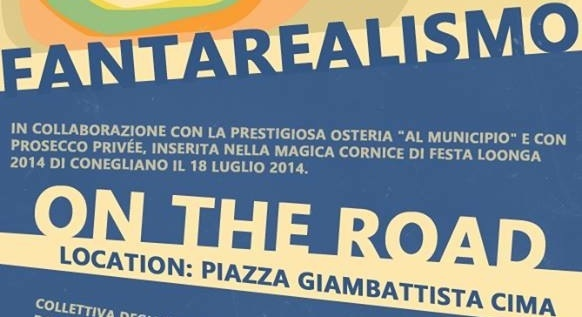 Fantarealismo on the road