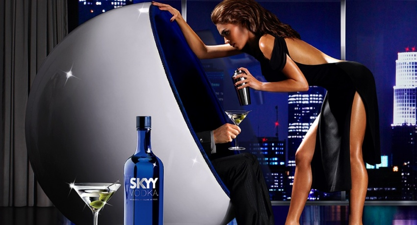 Skyy Party al Mixer Cafè