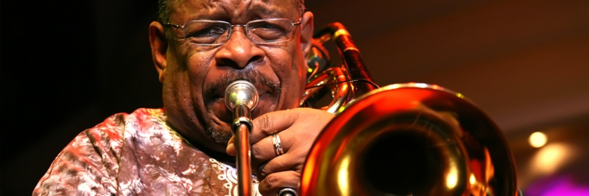 Fred Wesley all'Accademia