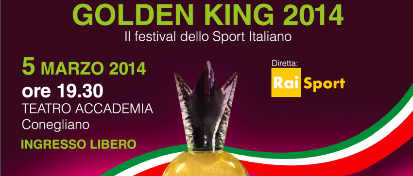 Golden King a Conegliano