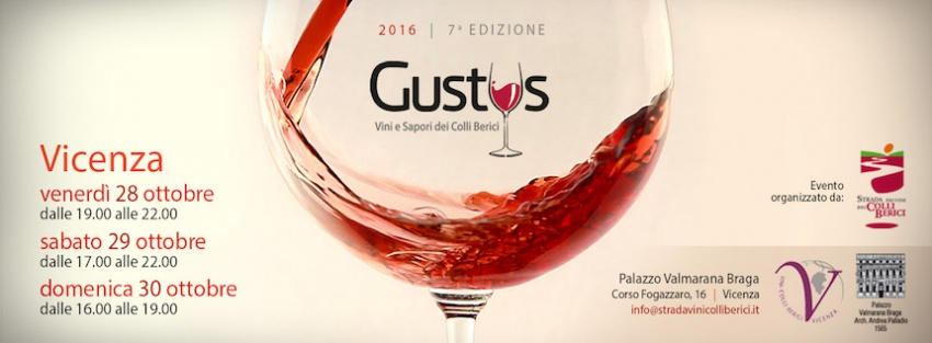 Gustus a Vicenza