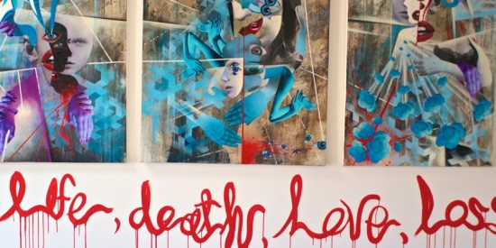 Life Death Love Loss &… dance a Conegliano
