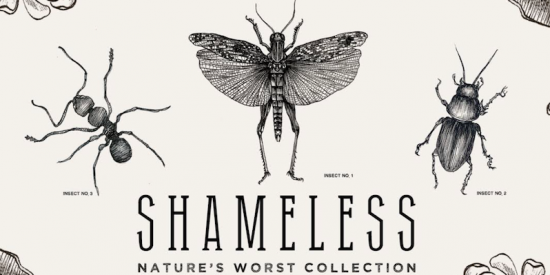 Shameless: nature's worst collection