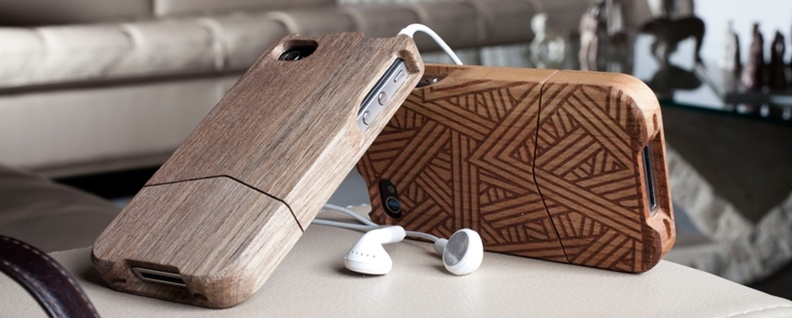 Woodmi: come ti decoro l'iPhone